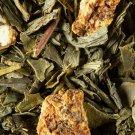 loose green tea from the divas bag 50 gr damman frere