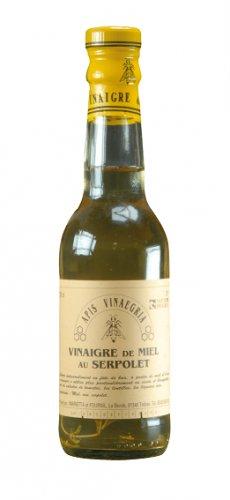 Wild thyme honey vinegar 25 cl