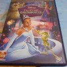 dvd disney the princess and the frog like new