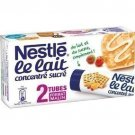 lot 3 x 2 Sweetened Concentrated Milk 170 g nestle