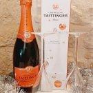 lot 3 Champagne Brut AOC Les Folies de la Marquetterie Taittinger 75cl