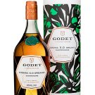 COGNAC GODET Organic Gourmet 40% 70 cl