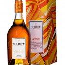 lot 3 COGNAC GODET xo fine champagne 40% 70 cl