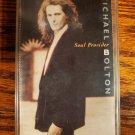 Michael Bolton Soul Provider 1989 Cassette Tape