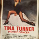 Tina Turner Private Dancer 1984 Cassette Tape