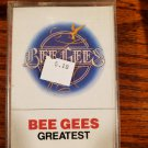 Bee Gees Greatest Hits 1979 Cassette Tape