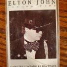 Elton John Ice on Fire 1985 Cassette Tape