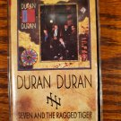 Seven and the Ragged Tiger 1983 Cassette Tape