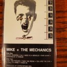 Mike Rutherford of Genesis Mike + The Mechanics 1985 Cassette Tape