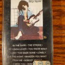 Billy Squier Don't Say No 1981 Cassette Tape