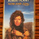 Robert Plant Formerly of Led Zeppelin Now and Zen 1988 Cassette Tape