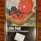 Little Feat Waiting For Columbus Live 1978 Cassette Tape