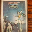 Uriah Heep Demons and Wizards 1972 Cassette Tape