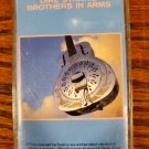 Dire Straits Brothers in Arms 1985 Cassette Tape