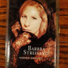 Barbra Streisand Higher Ground 1997 Cassette Tape