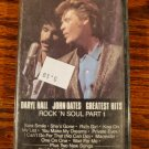 Daryl Hall & John Oates Greatest Hits Rock N Soul Part 1 1997 Cassette Tape