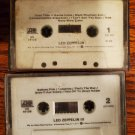 2 Led Zep Cassette Tapes Led Zeppelin & Led Zeppelin III