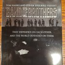 Band of Brothers World War II DVD Box Set Collector's Tin Box Tom Hanks Steven Spielberg