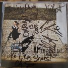 AM American Taxi Runaway Songs CD Signed Autographed Compact Disc One of a Kind