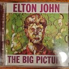 Elton John The Big Picture CD Compact Disc