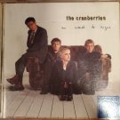 The Cranberries No Need To Argue CD Compact Disc