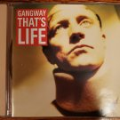 Gangway That's Life Danish Pop Rock CD Compact Disc