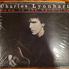 Charles Lyonhart Down To The Hard Line CD Compact Disc New Sealed Folk Rock