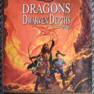 DragonLance Dragons of the Dwarven Depths Hardcover Lost Chronicles Volume 1 Margaret Weis