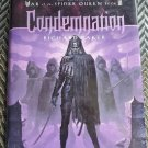 Forgotten Realms Condemnation HC DJ 1st Edition R.A. Salvatore's War of the Spider Queen Book III