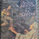 Songsmith Andre Norton A.C. Crispin 1st Edition Hardcover Witch World Novel