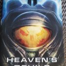 Starcraft II Heaven's Devils 1st Edition Hardcover William C. Dietz Jim Raynor Novel