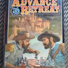 Harry Turtledove Advance & Retreat 1st US Edition Hardcover War Between The Provinces Trilogy