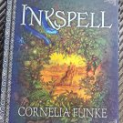 Inkspell Cornelia Funke 1st US Edition Hardcover Inkheart Trilogy Chicken House Scholastic Book