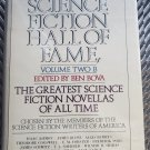 The Science Fiction Hall of Fame Volume Two B Hardcover Book Club Edition 1973