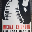 Michael Crichton The Lost World Jurassic Park Sequel Hardcover First Trade Edition