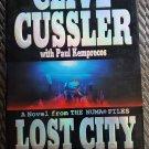 Clive Cussler Paul Kemprecos Lost City Numa Files A Kurt Austin Adventure Hardcover 1st Edition