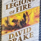 The Legions of Fire David Drake Volume 1 Book of the Elements Hardcover Dustjacket 1st Edition