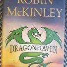 Robin McKinley Dragonhaven Hardcover Dustjacket New