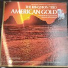 The Kingston Trio American Gold Folk Songs Music 33 RPM Vinyl Record 6 LP Box Set