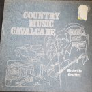 Country Music Cavalcade Nashville Graffiti Johnny Horton Johnny Cash Vinyl Record 3 LP Box Set