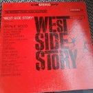 Leonard Berstein West Side Story Movie Soundtrack Natalie Wood 33 RPM Vinyl Record LP 1961