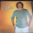 Lionel Richie Vinyl Self Titled Album 33 RPM LP Record Vinyl 1982