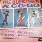 The Supremes A' Go-Go Stereo Album 33 RPM LP Record Vinyl 1966