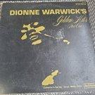 Dionne Warwick Golden Hits Part One Collector's Series 1962-1964 Album LP Record Vinyl