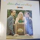 Peter Paul & Mary Moving Mono 33 RPM Vinyl LP Record 1962