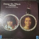Donny & Marie Osmond I'm Leaving It All Up To You 33 RPM Vinyl LP Record 1974