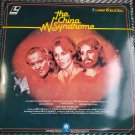 Video Laserdisc The China Syndrome Jane Fonda Michael Douglas Jack Lemmon