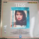 Video Laserdisc Tess Nastassia Kinski Roman Polanski
