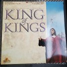 Video Laserdisc King of Kings 2 Disc Set