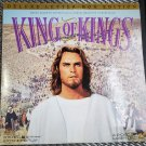 Video Laserdisc King of Kings Deluxe Letterbox Edition